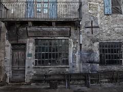 ferronnier serrurier façade serrurerie balcon dieulefit... (Photo: Thierry.Vaye on Flickr)