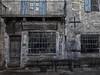 Dieulefit old school (Thierry.Vaye) Tags: ferronnier serrurier façade serrurerie balcon dieulefit drôme samsung j7 smartphone