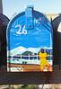 #26 (skipmoore) Tags: sausalito mailbox handpainted art usmail