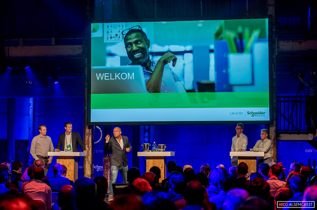 Schneider Electric Innovation Summit 2017