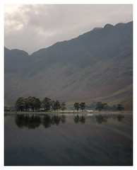silence at buttermere (akh1981) Tags: buttermere uk cumbria calm landscape lakedistrict lake travel trees tranquil nikon nisi manfrotto mountains mist outdoors wideangle walking water tamron