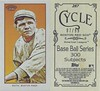 2009 Topps 206 / Cycle (#87/99) - BABE RUTH #287 (Pitcher) (Baseball Hall of Fame 1936) (Boston Red Sox) (Treasures from the Past) Tags: 2009topps206 2009topps206mini baseballcard minibaseballcard topps parallelcard miniparallelcard mini cycle piedmont oldmill polarbear carolinabrights goldchromepiedmont goldchrome baberuth newyorkyankees yankees pitcher outfield hof halloffame baseballhalloffame redsox bostonredsox
