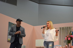 Masters of Flip (Neal D) Tags: bc vancouver personality mastersofflip hgtv vancouverfallhomeshow vancouverconventioncentre davewilson kortneywilson