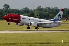 EI-FVR Dusseldorf 29 May 2017 (ACW367) Tags: eifvr boeing 737800 norwegianairinternational dusseldorf