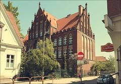 Гданьск, Польша, Лицей (zzuka) Tags: гданьск польша gdansk poland