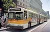 1998-07 San Francisco Trolleybus Nr.7004 (beranekp) Tags: usa san francisco california muni trolley trolleybus trolejbus trolebus obus filobus tradbus 7004