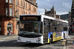 Docherty, Auchterarder SJ16CVE (busmanscotland) Tags: docherty auchterarder sj16cve sj16 cve volvo b8rle mcv evolution