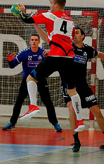 AW3Z7221_R.Varadi_R.Varadi (Robi33) Tags: action ball basel foul handball championship fight audience referees switzerland fun play gamescene sports sportshall viewers