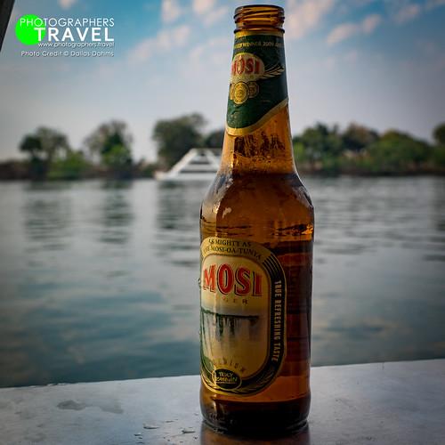 Zambezi Beer - Victoria Falls 2014