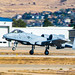 An Idaho ANG A-10 Returns to Gowen After USAF Heritage Flight