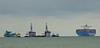 RPA 15 , FAIRPLAY X , DOCK 3 , ISA , MULTRATUG 31 , DUTCH POWER & ESTELLE MAERSK (kees torn) Tags: dock3 damenshipyard tug hoekvanholland nieuwewaterweg maasmond multratug31 multratug5 fairplayx isa dutchpower offshore botlek estellemaersk rpa15