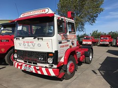 Coopers auction take 3 (South Strand Trucking) Tags: f7 volvo cheffins auction lorry vintage tractor sale scania erf foden ford tipper tanker unit lorries old restoration restored classic