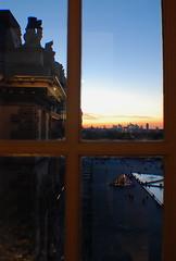 Paris (mademoisellelapiquante) Tags: louvre paris france arthistory art museedulouvre sunset night