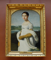 Paris (mademoisellelapiquante) Tags: museedulouvre louvre arthistory art paris france ingres painting 19thcentury 1800s