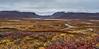 Along the Denali Hwy (bxfmj) Tags: denalihwy landscape mountain alaska fall clouds color wildness field river glacier
