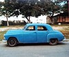 Cuban car that still works... (eikeblogg) Tags: cars oldtimer cuba travelpics streetphotography ngc analog minolta traveling caribe shotfromshot ancient old paperprint
