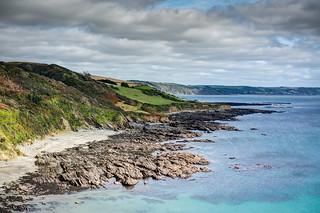 Hannafore, Looe, Cornwall.