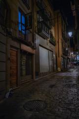 Cuéntame Toledo... (karinavera) Tags: city night photography urban ilcea7m2 toledo street inside batis handheld españa spain road walking calles