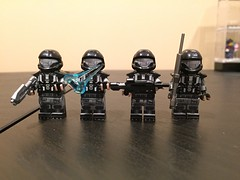 Custom Lego Minifigure Mash-Up: Halo ODST Troops (icemanjake624) Tags: minifiguremashup minifigs minifig minifigures minifigure youtube review legoreview brickforge theminifigco eclipsegrafx citizenbrick brickarms haloodst odst halo legominifigs legominifig legominifigures legominifigure customlegos customlego custom legos lego