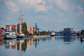 Wilhelmshaven, Großer Hafen
