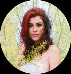 Edición Freyja (Affaire Photography) Tags: retouch photo redhair photography portrait retrato retoque photoshop circle nature siren freyja canon canon70d beautiful pelirroja