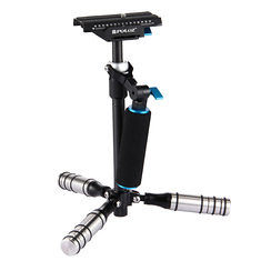 PULUZ P40T Three Axis Carbon Fibre DSLR Handheld Stabilizer Camera Shock Absorber (1195481) #Banggood (SuperDeals.BG) Tags: superdeals banggood electronics puluz p40t three axis carbon fibre dslr handheld stabilizer camera shock absorber 1195481