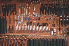 Rajasthan - Pushkar - Streets Shops-14