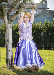 _MG_5162_1 (Mauro Petrolati) Tags: rapunzel romics 2017 cosplay cosplayer disney gumiku walt
