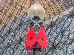 Poppies (esala.kaluperuma) Tags: architecture poppy birmingham uk