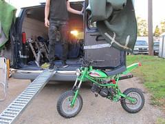 IMG_0008 (wouldpkr) Tags: cbbg dirty30 kalamazoo kmr quarterkick moped