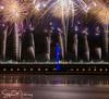 (stephenmulvaney) Tags: rivermersey spikeisland bridges architecture cheshire fireworks runcorn widnes merseygatewaybridge