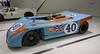 Porsche 908/3 Gulf #40 - Porsche Museum Stuttgart (irvin.nu) Tags: porsche 9083 gulf 40 museum stuttgart 1970 1971 906 910 steve mcqueen 12h le mans canon eos 40d efs1022mm f3545 usm wideangle nürburgring orange blue
