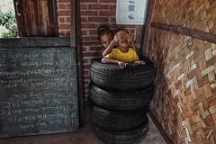 classroom, Set Set Yoe Village, Myanmar (Khun_K) Tags: classroom school student play fun myanmar