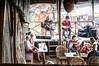 A Vignette of Life in Goa. (Anoop Negi) Tags: cafe looda anjuna goa west coast india lifestyle music hippie flea market cliff de souza elvis lobo best food entertainment rock n roll photo photography anoopnegi ezee123 color anoop negi