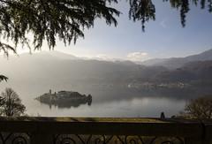 Souvenir from Orta (Lolo_) Tags: orta sangiulio isola lago lake italia italy piemonte sacromonte sacredmount
