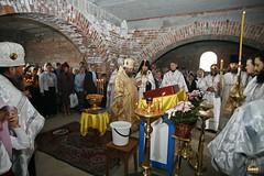13. Первая литургия в с. Адамовка