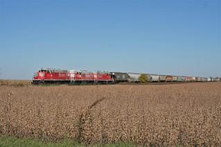Shortline Grain Rush