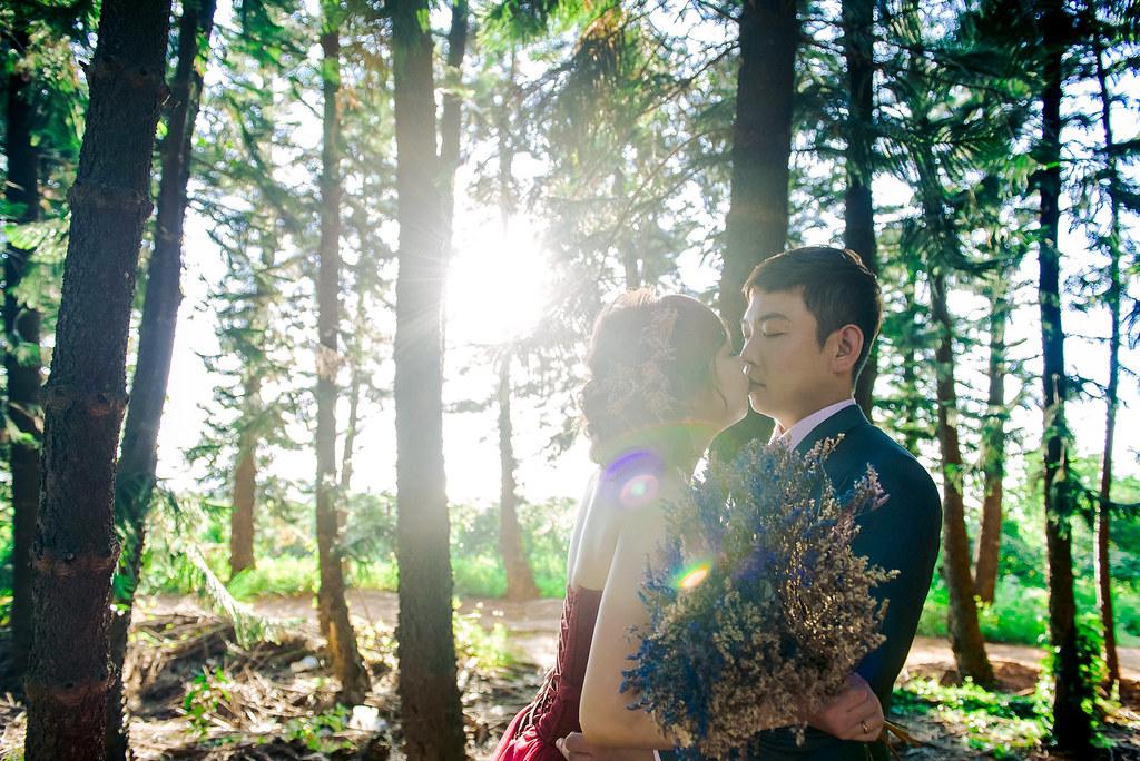 Wesley & Bonnie | 自助婚紗 | 2017/07/01