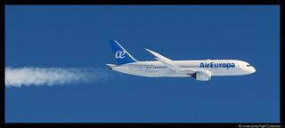 B787 Dreamliner - Air Europa (2017)