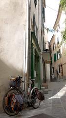 #110/130 (Shu-Sin) Tags: summer sabbatical cyclotour randonneur randonneuse shusin europe bicycle tour 650b velo bicicletta bici entrevaux provence alps alpes haute village berthoud panniers