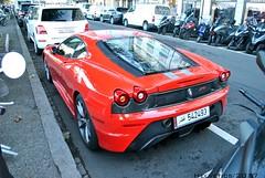 Ferrari F430 Scuderia - Qatar (Helvetics_VS) Tags: licenseplate qatar sportcars ferrari f430 scuderia
