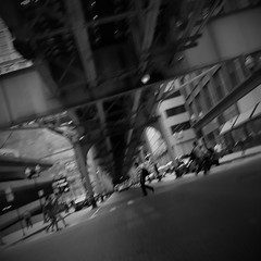 Slide (michael.veltman) Tags: urban chicago movement tones mood hip l tracks angle