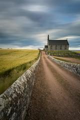 Boarhills Church (Chris_Hoskins) Tags: eastneukoffife wwwexpressionsofscotlandcom fife scotland centralscotland church boarhillschurch scottishlandscape churchofscotland countrychurch scottishlandscapephotography landscape