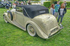 1937 Rolls-Royce 25/30 Salmons & Son Drop Head Coupe (dmentd) Tags: 1937 rollsroyce 2530 salmonsson dropheadcoupe