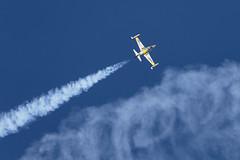"T-33 ""Ace Maker"" (Trent Bell) Tags: airshow airport sbdfest sanbernardinointernationalairport sanbernardino california 2017 n933gc canadair lockheed t33 ct133 silverstar shootingstar acemaker"