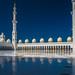 Sheikh Zayed Grand Mosque in Abu Dhabi _DSF3583-HDR FUJIFILM X-T1 + Mitakon Zhongyi Lens Turbo Focal II Reducer Adapter for M42 + M42 Tokina RMC 17mm f3.5_