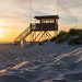 Lifeguards tower