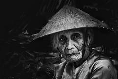 vegetableseller-Edit-Edit (Stuart Jamieson Photography) Tags: hoian ancientcity blackandwhite markets people travel travelphotography vietnam wanderlust