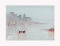 Le Fort La Latte (Yvan LEMEUR) Tags: aquarelle acuarela fortlalatte côtedemeraude marine peinture bretagne watercolour