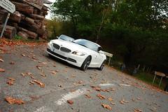 BMW Z4 sDrive 35i (ErenXsara) Tags: citroën xsara xsaravtr xsaracoupé xsarahdi 20hdi citroënxsara hdi grisquartz bmw bmwz4 z435i z4sdrive35i otoño autumn car voiture coche paisajes